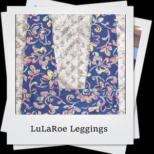 NWOT | LuLaRoe Leggings - One Size